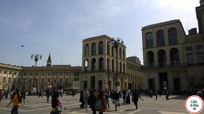 viajar para Milão na primavera O Museo del Novecento turismo em Milão