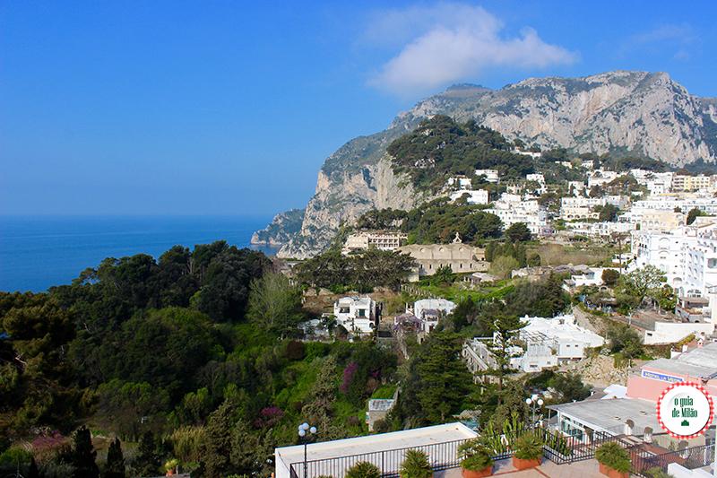 Como locomover-se em Capri