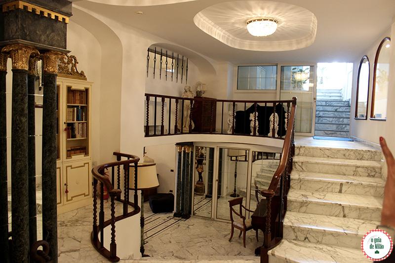 Hotéis de luxo em Napoli Hotel La scalinatella na ilha de Capri