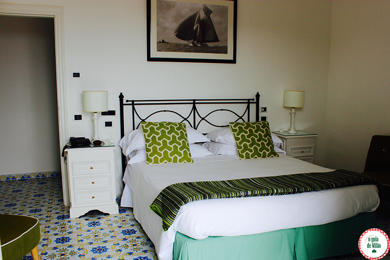 dicas de hotel na ilha de Capri Hotel Canasta