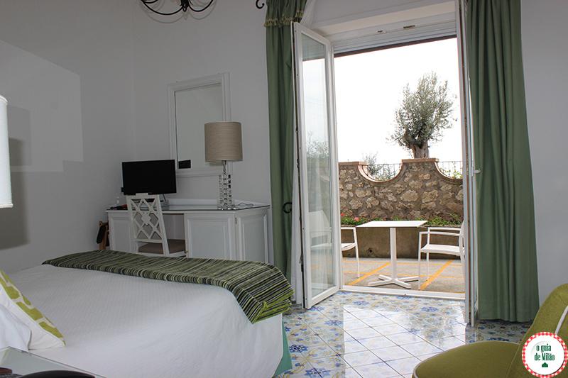 Hotéis em Capri Hotel Canasta