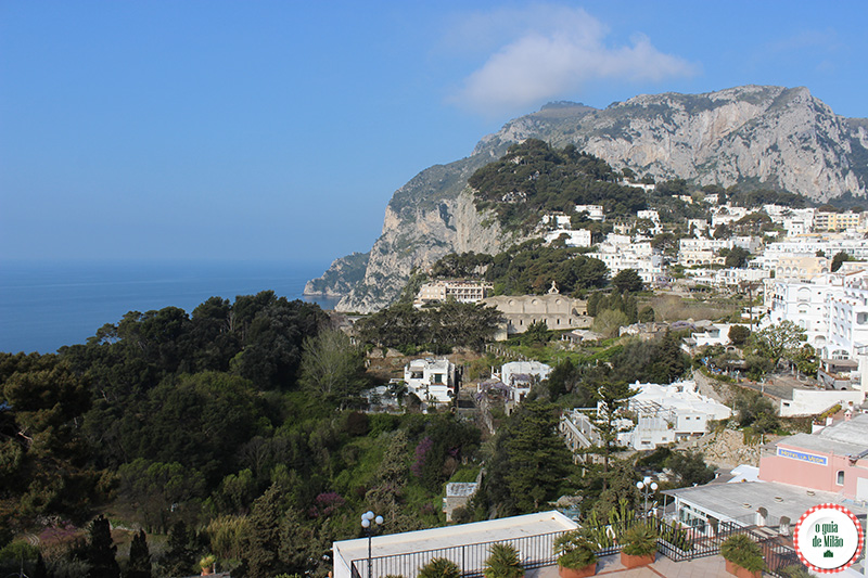 Hotel em Capri La Scalinatella hotel de luxo em Capri