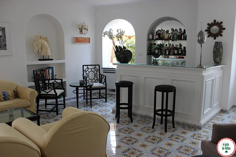 Melhores hotéis de Capri Hotel Canasta