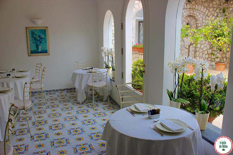 dicas de hotéis em Capri Hotel Canasta