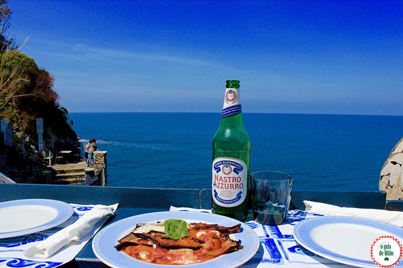 onde comer na ilha de Capri