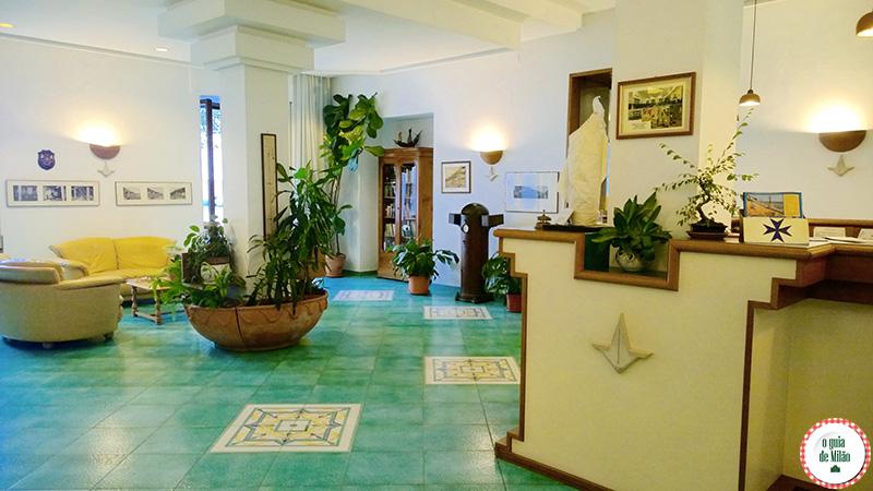 Hotel La Bussola Italien