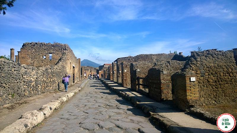 Informações sobre Pompeia Turismo em Pompeia