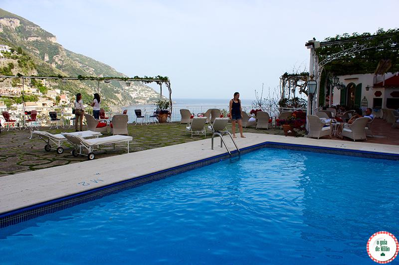 Onde dormir em Positano dicas de hotel de luxo na costa amalfitana