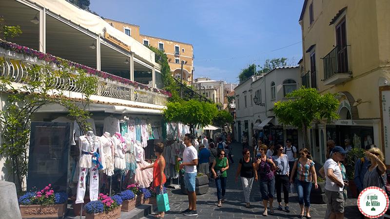 Pontos turísticos em Positano turismo e viagem para a costa amalfitana