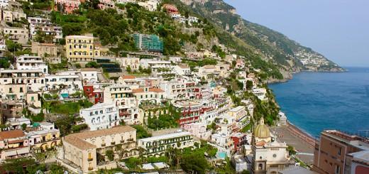 Que cidade escolher na Costa Amalfitana Positano dicas de hotéis baratos