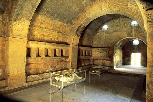 Termas Pompeia Nápoles