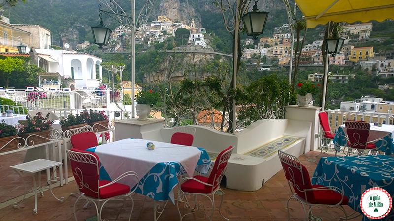hotéis em Positano Itália Hotel Poseidon
