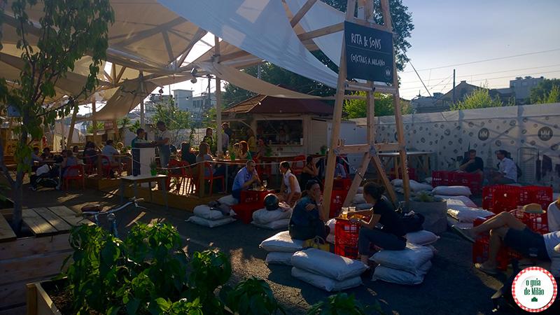 Comer e beber em Milão