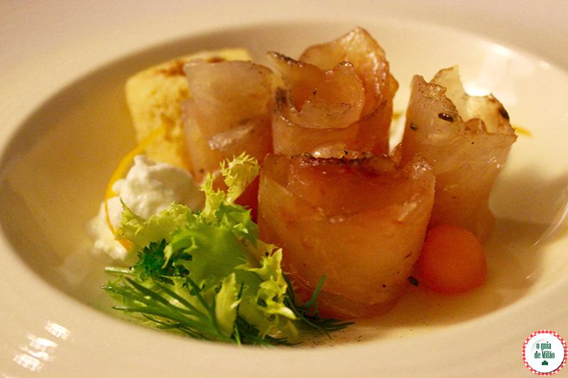 Costa Sorrentina dicas de Sorrento Restaurante uma estrela Michelin em Sorrento