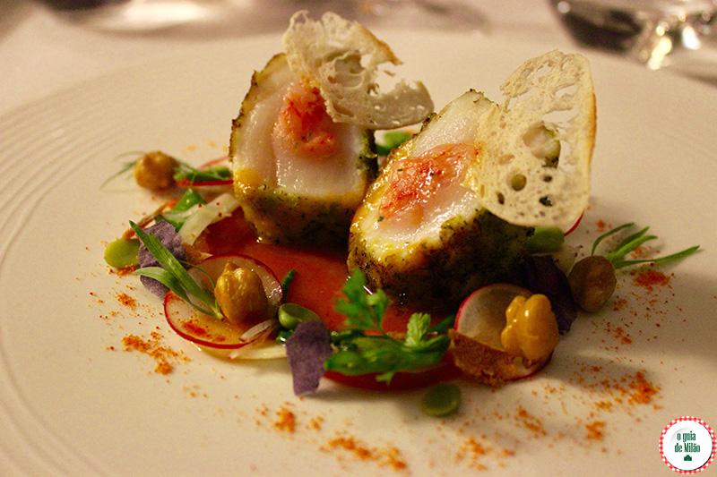 O que fazer em Sorrento Restaurante uma estrela Michelin