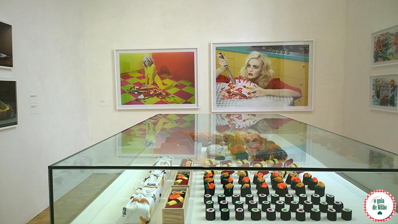 Arte e cultura em Milão Mostra museu triennale em Milão