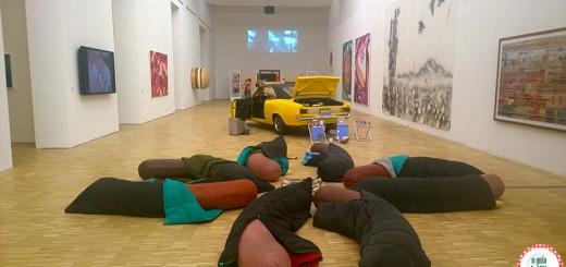 Arte em Milão Mostra Art Foods Museu Triennale em Milão
