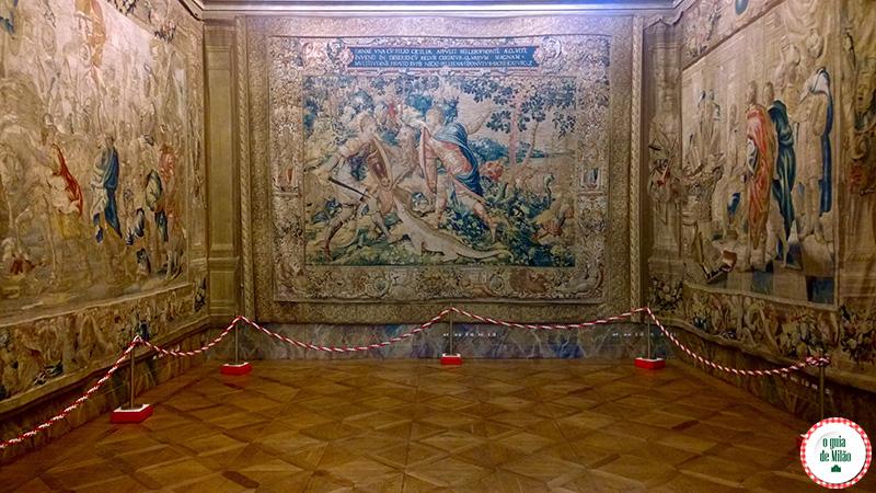 Arte em Milão Museu Palácio Marino