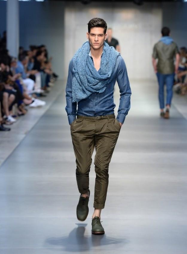 Barra das calças dobradas Moda em Milão Curiosidades de Milão