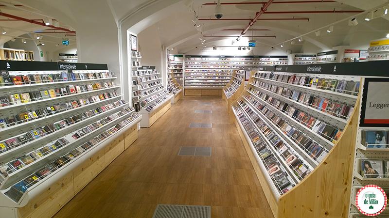 Site de compra de cd na Itália com entrega no Brasil La feltrinelli