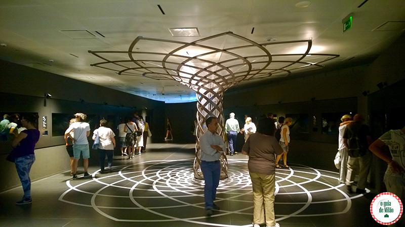 pavilhão da Itália Expo Milão 2015
