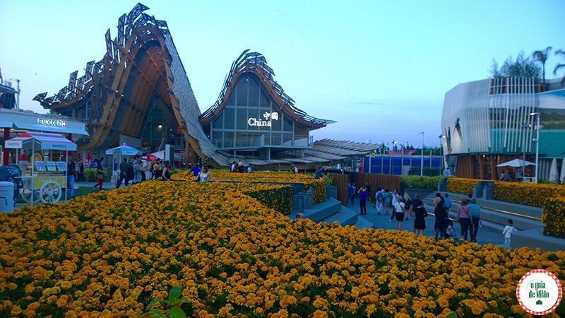 Pavilhão da China na Expo Milão 2015