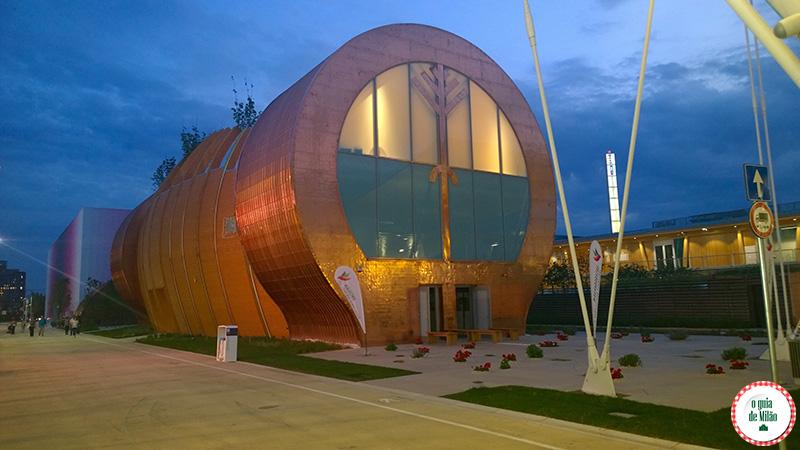 Pavilhão da Hungria na Expo Milão 2015