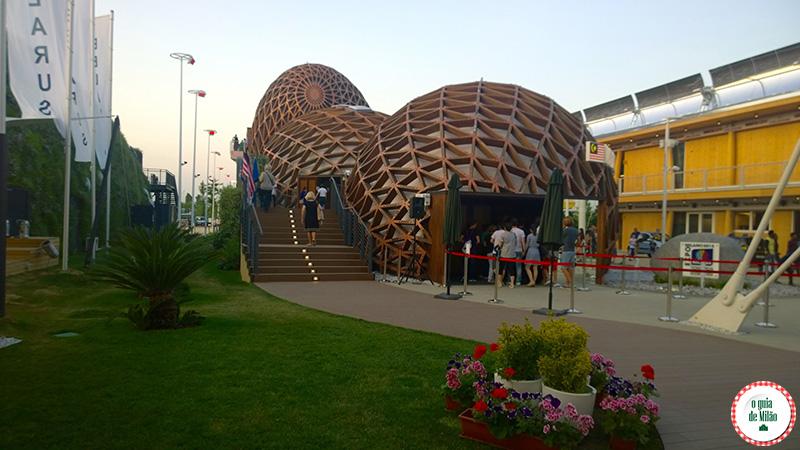 Pavilhão da Malásia na Expo Milão 2015