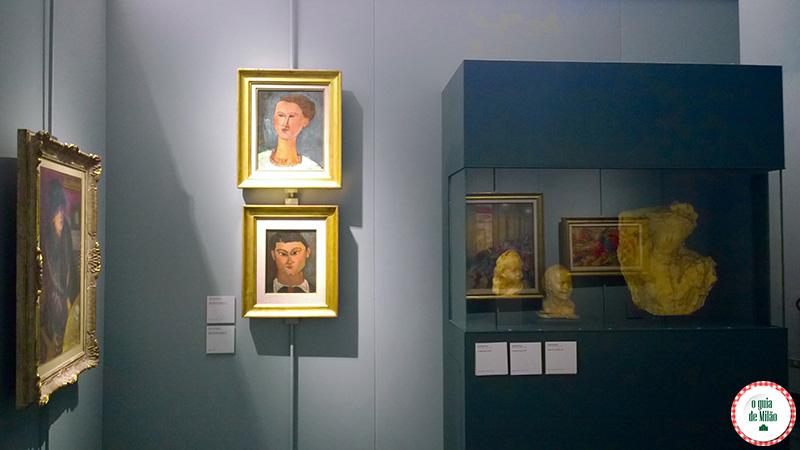 Arte em Milão Cultura em Milão inacoteca de Brera Modigliani
