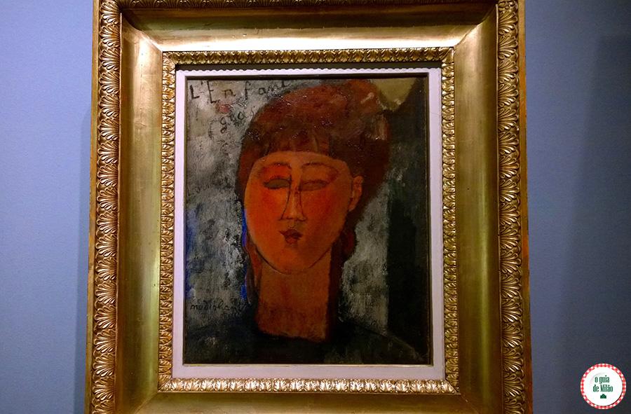 Arte em Milão Museus de Milão Modigliani