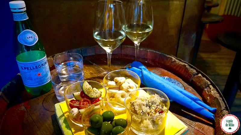 Bares em Milão Blog de viagem Bar Ebrezza