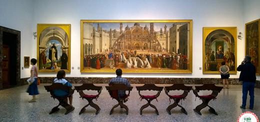 Cultura a arte em Milão Predica di San Marco Bellini Pinacoteca de Brera