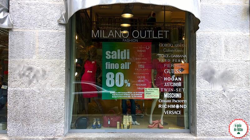 Dicas de compras em Milão Shopping em Milão Niki Stock