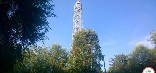 Monumentos em Milão Blog de viagem a Torre Branca