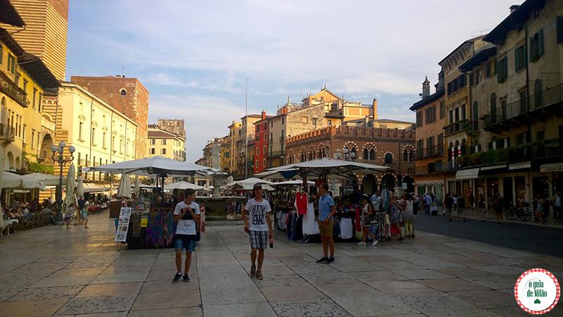 Os 10 principais pontos turísticos de Verona Itália