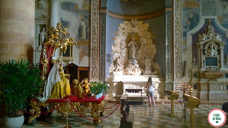Os 10 principais pontos turísticos de Verona Basílica Santa Anastasia em Verona