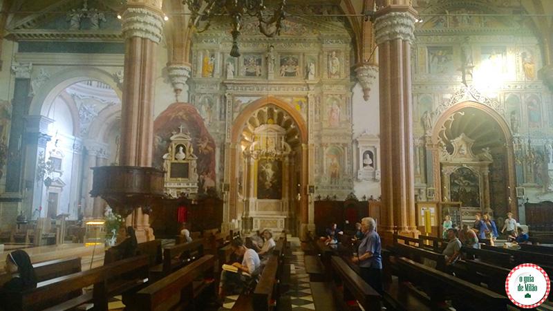 O que ver em Verona O Duomo de Verona