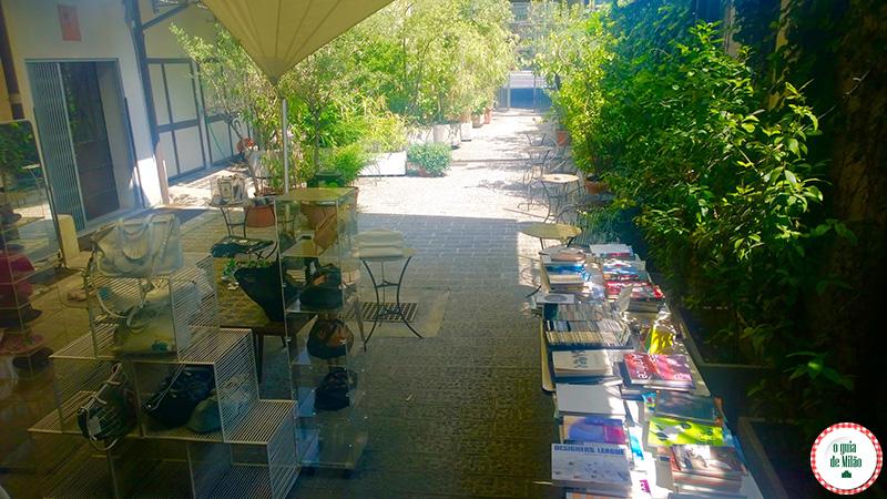 Shopping em Milão Blog de viagem 10 Corso Como Outlet