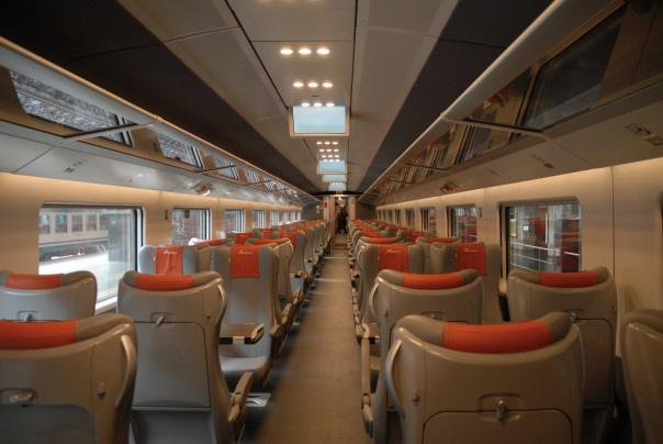 Passagem de trem pela Europa Viajar de trem na Itália