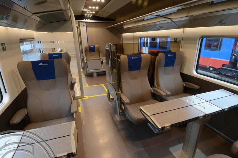 Passagens baratas de trem pela Europa de Milão na Itália