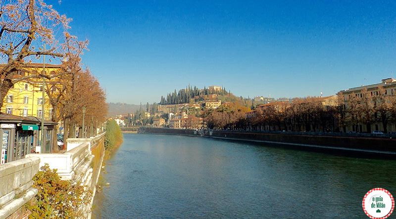O que fazer em Verona no Blog de viagem o guia de Milão