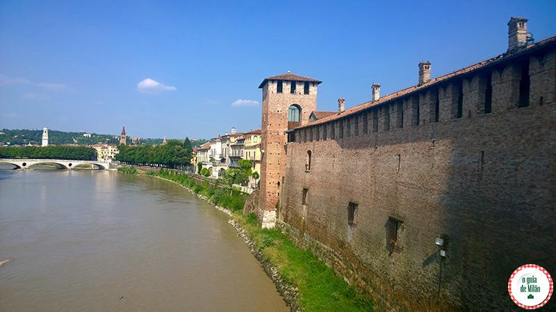 Principais pontos turísticos de Verona Itália Roteiro de 1 dia