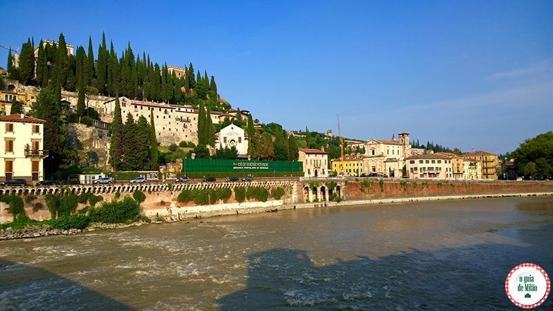 Roteiro De 1 Dia Em Verona It 225 Lia De Mil 227 O A Verona