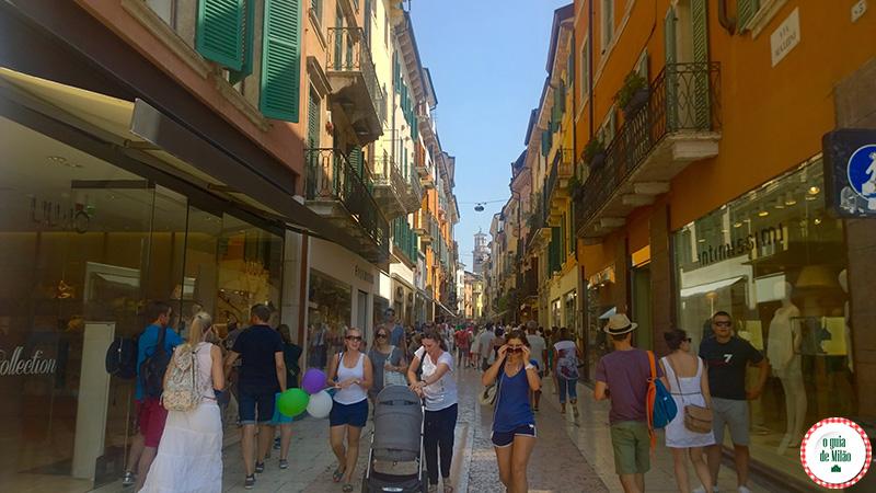 Shopping em Verona Dica de compras em Verona