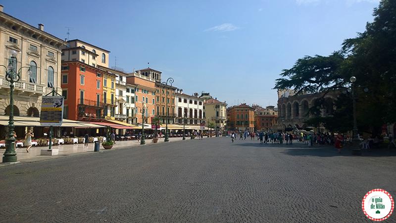 Dicas de Verona na Itália Bate e volta Milão a Verona de 1 dia