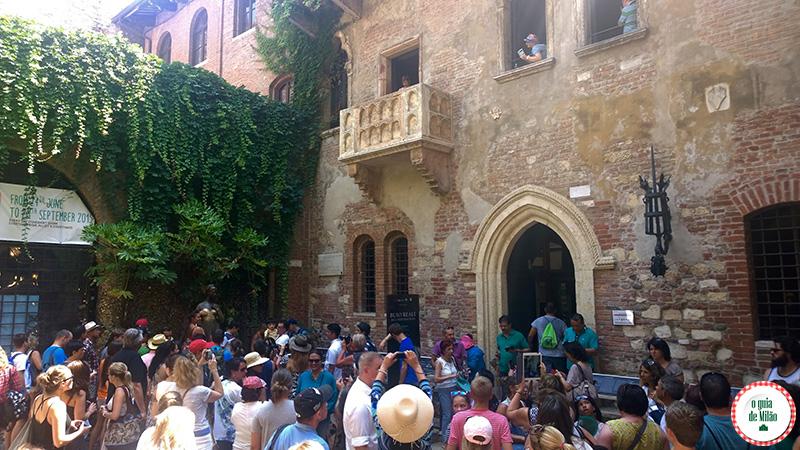 dicas de turismo em Veronan Itália