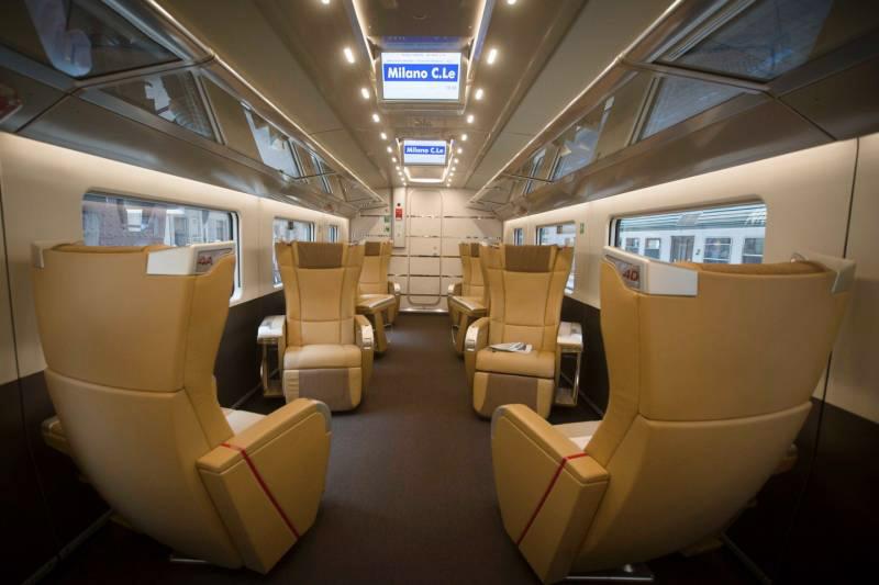 passagens baratas trens na Itália Viajar de trem pela Itália