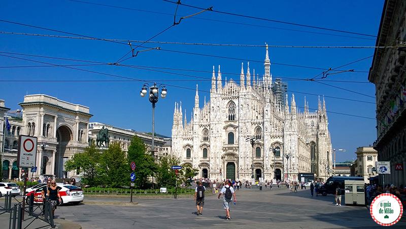 Dicas de Milão como economizar em Milão