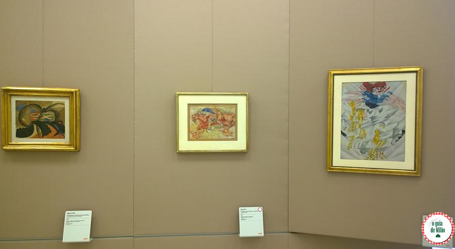 Arte em Milão no Blog de viagem