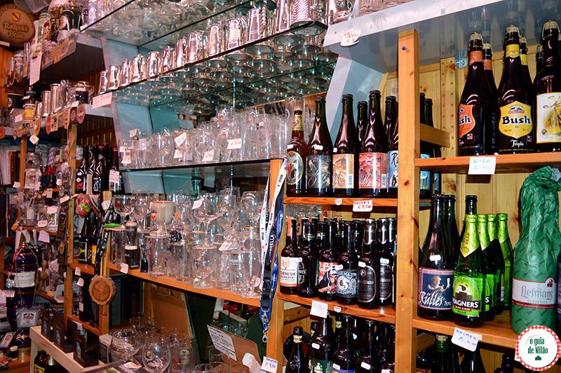cerveja artesanal em Milão